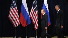 Agenten oder Diplomaten?: Russische Staatsbürger verlassen die USA