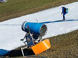 Alternativen zum Skitourismus: Wintersportorte stecken im Schnee-Dilemma