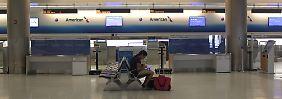 Tausende Passagiere sitzen fest: Computerpanne legt US-Flughäfen lahm