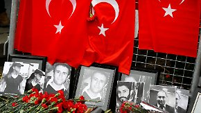 Festnahme von 16 Verdächtigen: Polizei befragt Frau des mutmaßlichen Attentäters von Istanbul