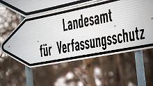 Pläne für Landesämter-Abschaffung: SPD lehnt Verfassungsschutzreform strikt ab