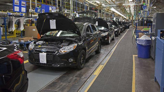 Doch kein neues Werk in Mexiko: Trump-Sprüche zeigen bei Ford Wirkung