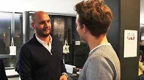 Startup Weekend: Ein Tag im Leben des Investors Christian Miele