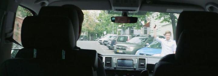 Für SO, ab 8:10 Uhr_Startup Weekend: Für SO, ab 8:10 Uhr_Fahrdienst Allygator mischt Taxibranche auf