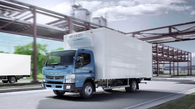 Bei leichten Lkw haben sich die Führerscheinregeln geändert.