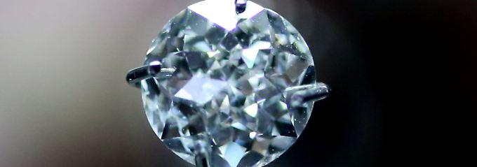 Nur eine Milliarde Jahre: Diamanten sind viel jünger als gedacht