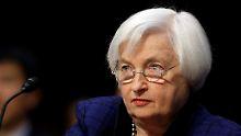 Wann kommt der nächste Zinsschritt?: US-Notenbank hat Trump im Blick