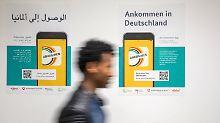 Asylbewerber werden nicht erfasst: Bamf: Keine Papiere - keine Statistik