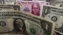 Markteingriff im Devisenhandel: Mexiko kämpft gegen den Trump-Effekt