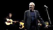 Musik, die alles sagt: Paolo Conte wird alterslose 80