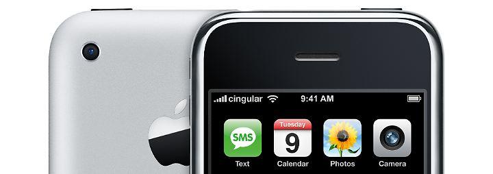 Zehn Jahre ein Verkaufsschlager: So hat sich das iPhone entwickelt