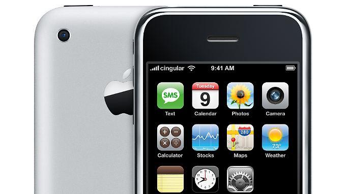 Das erste iPhone hätte mit einem Intel-Chip auf den Markt kommen können, doch der Hersteller lehnte damals ab.