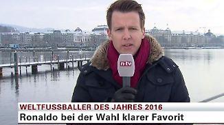 n-tv Reporter Marcel Klein in Zürich: Das sind die Neuerungen bei der Wahl zum Weltfußballer