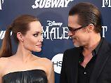 Worte zur Scheidung: Jolie und Pitt geben Statement ab