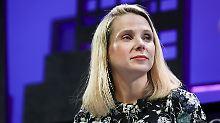 Marissa Mayer kündigt Rücktritt an: Glücklose Yahoo-Chefin geht