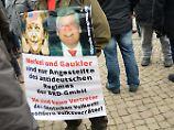 """""""Volksverräter"""" und """"Pack"""": Beschimpfungen werden erforscht"""
