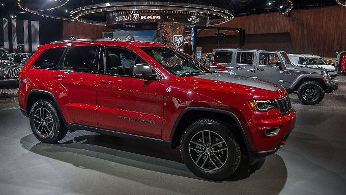 Detroit im Größenwahn: Trump-Effekt beflügelt US-Automarkt