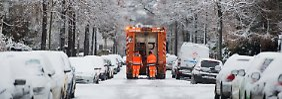 Zweistellige Minusgrade im Südosten: Väterchen Frost sorgt für gefährlich glatte Straßen