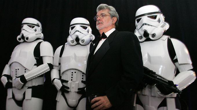 """Neben """"Star Wars"""" gehört die """"Indiana Jones""""-Reihe zu George Lucas' größten Erfolgen."""