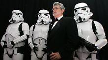 """Museum für Darth Vader und E.T.: George Lucas holt """"Star Wars"""" nach L.A."""