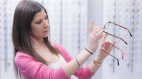 n-tv Ratgeber: Augenoptiker unter der Lupe