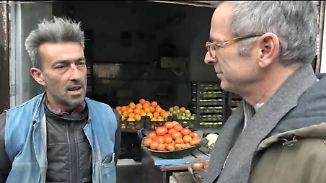 Dirk Emmerich vor Ort: Mut und Lebenswille kehren langsam nach Aleppo zurück