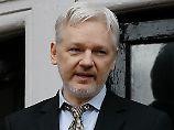 Trotz Begnadigung Mannings: Assange will zunächst nicht in die USA