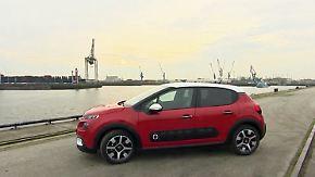 Individualisierbarer Kleinwagen: Citroën C3 kann sich sehen lassen