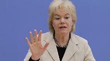 Austritt aus der CDU: Erika Steinbach attackiert Merkel