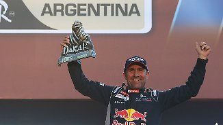 13. Sieg bei der Rallye Dakar: Peterhansel krönt sich erneut zum König der Wüste