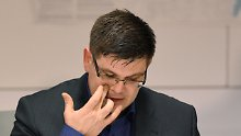 Wegen Stasi-Vergangenheit: Berliner Baustaatssekretär Holm tritt zurück