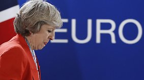 Harter Ausstieg erwartet: Grundsatzrede von May zum Brexit mit Spannung erwartet