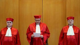 Urteil des Verfassungsgerichts: NPD wird nicht verboten