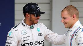 Transfer in der Formel 1: Bottas wird Rosberg-Nachfolger bei Mercedes