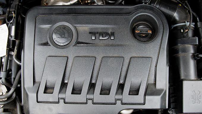 Auch Dieselmodelle der VW-Konzerntochter Skoda wurden manipuliert.
