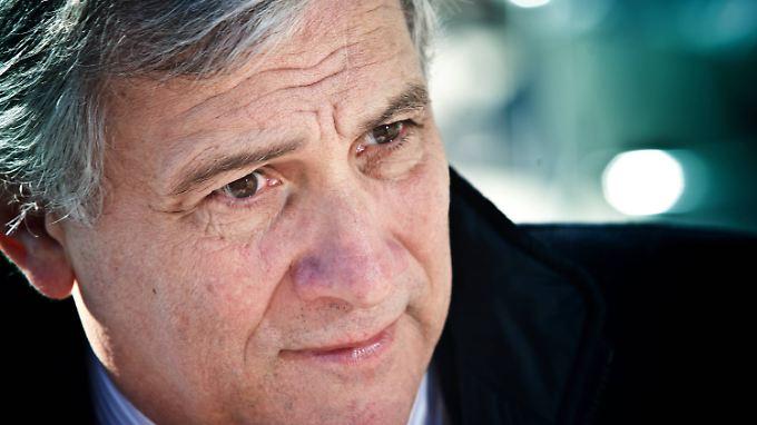 Tajani ist nicht unumstritten.