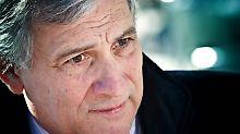 EU-Parlamentspräsident Tajani: Das ist der neue König von Straßburg