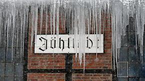 Zweistellige Minusgrade: In weiten Teilen Deutschlands ist es eiskalt