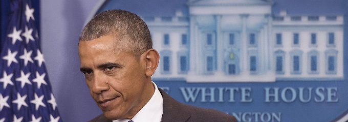 Kein Kriegspräsident wie sein Vorgänger: Barack Obama.