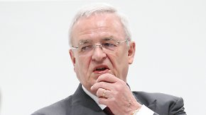 Was wusste der Ex-VW-Chef?: Winterkorn tritt vor Abgasskandal-Untersuchungsausschuss