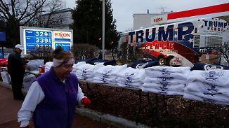 28.000 Sicherheitskräfte im Einsatz: Washington ist bereit für die Trump-Show