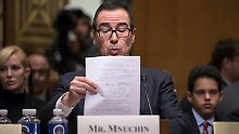 Vermögen im Steuerparadies: Trumps Finanzminister verheimlicht Millionen
