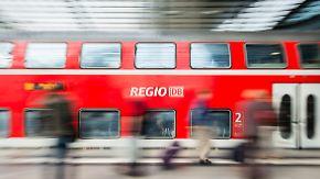 Internetzugang in allen Zügen: Auch Regionalbahnen sollen WLan bekommen