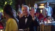 Reiche, Provokateure und ein Top-Manager: Mit diesen Männern will Trump die USA regieren