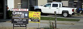 """""""Haus-Flipping"""" - die nächste Blase?: Die Immobilienzocker sind zurück"""