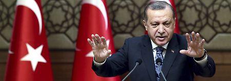 Verfügt bald über noch mehr Macht: Recep Tayyip Erdogan