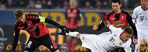SC Freiburg - FC Bayern 1:2 (1:1)