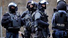 Anschlagspläne in Deutschland: Terror-Verdächtiger in Neuss gefasst