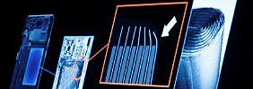Untersuchung zum Galaxy Note 7: Samsung: Batterie führt zu Smartphone-Bränden