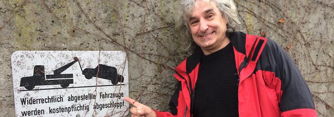 """""""Sie parken wie die Trotteln"""": Österreicher teilt Fotos von Falschparkern"""